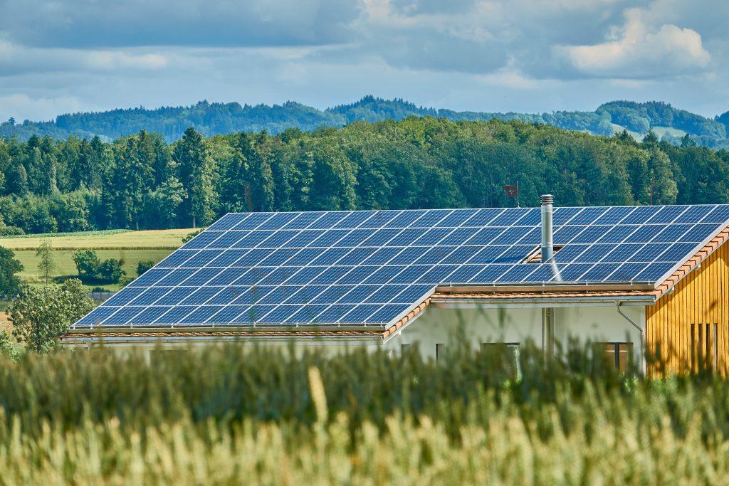 Instalación de placas solares en la Comunitat Valenciana